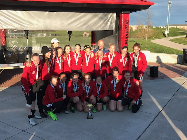 Gryphons Red GU15 Champs