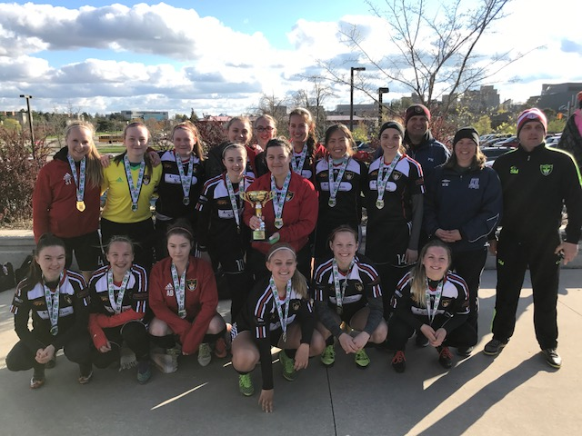 Gryphons Red GU17 Champs